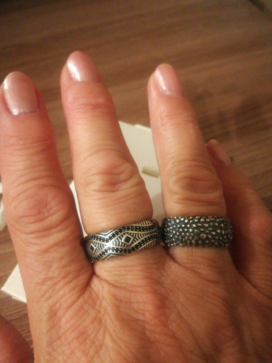 Кольцо в стиле этно