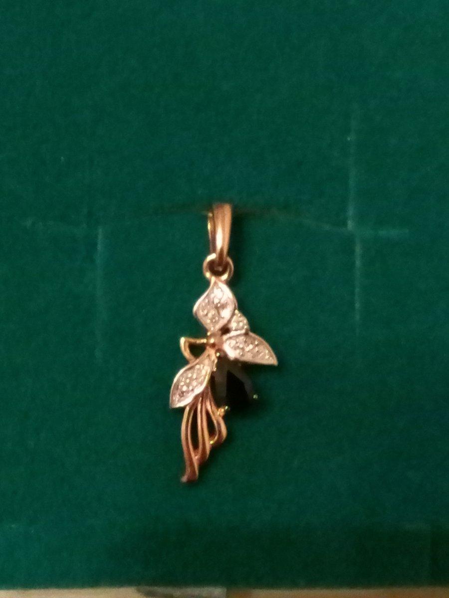 Сапфировый цветок