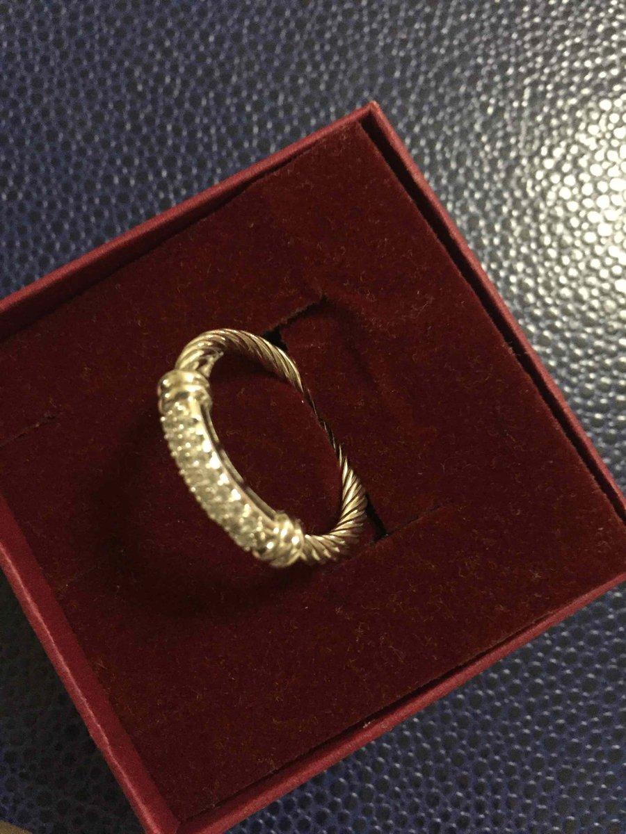 Кольцо от итальянского производителя