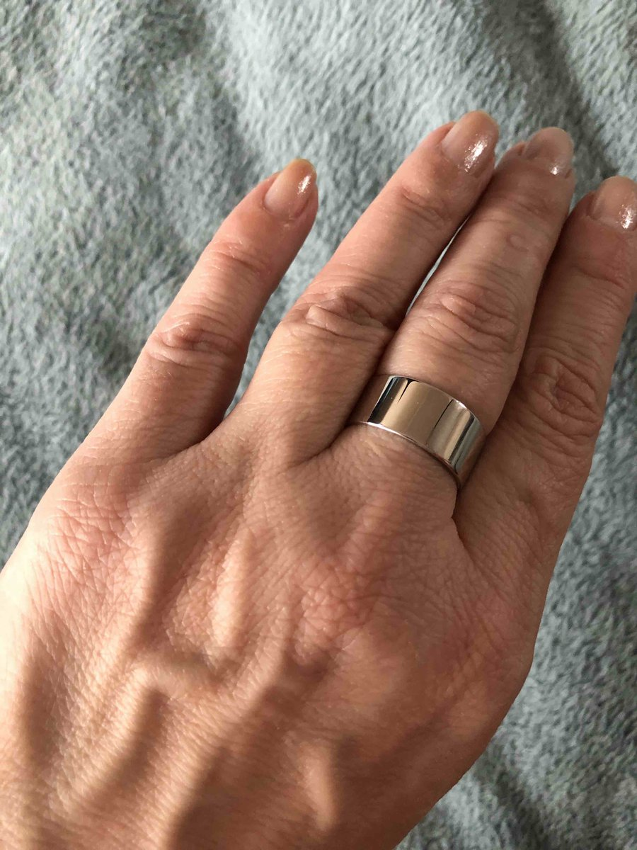 Большое и простое кольцо