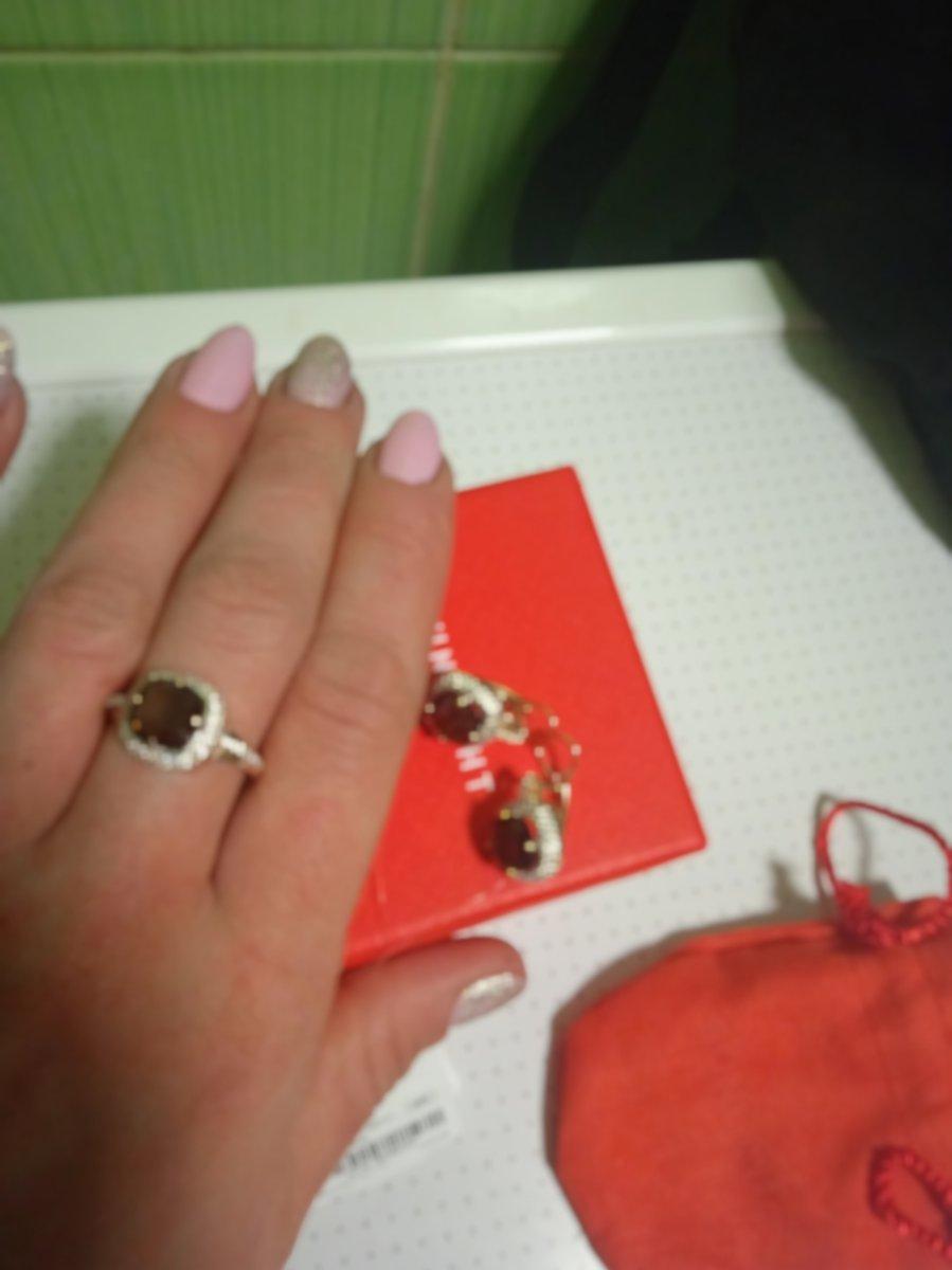 Нереально классное кольцо