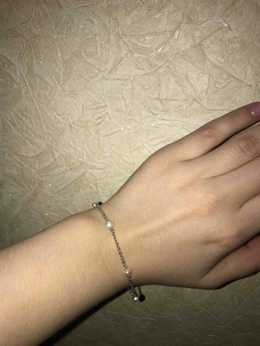 Очень красивый, нежный браслет 🥰огромное спасибо, санлайт!😋😋😋