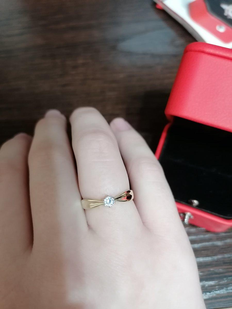 Я в восторге от этого кольца, очень понравилось ❤️