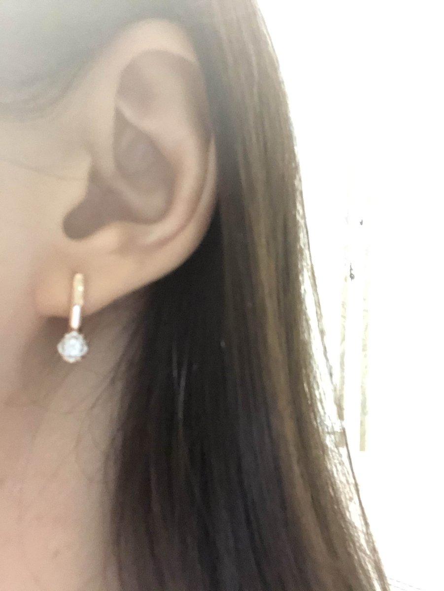 Серьги «бриллианты якутии»