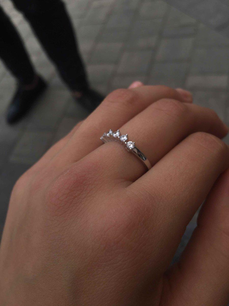 Аккуратненькое кольцо