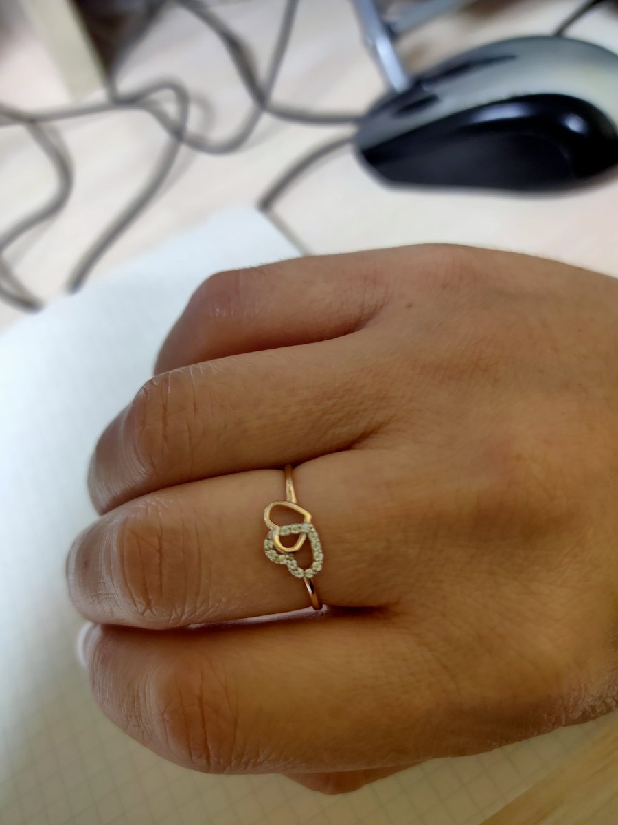 Мини-кольцо!