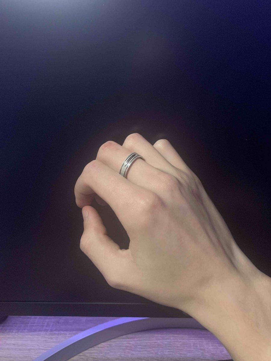 Качественное красивое кольцо