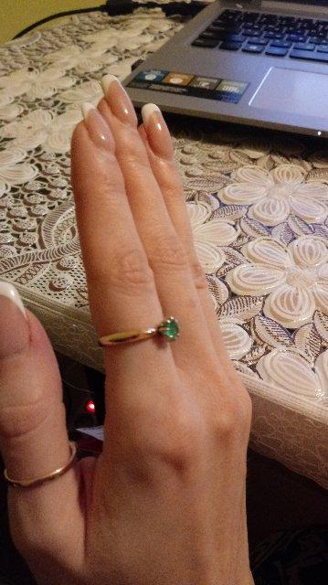 Обожаю это кольцо.