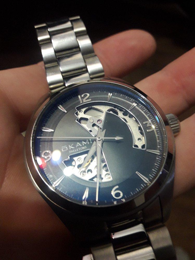 Отличные часы. очень нравятся