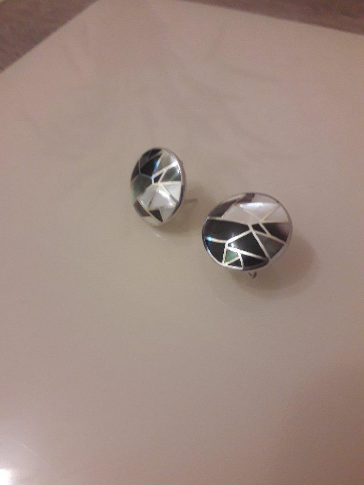 Серебро и перламутр- шикарное решение ювелиров.