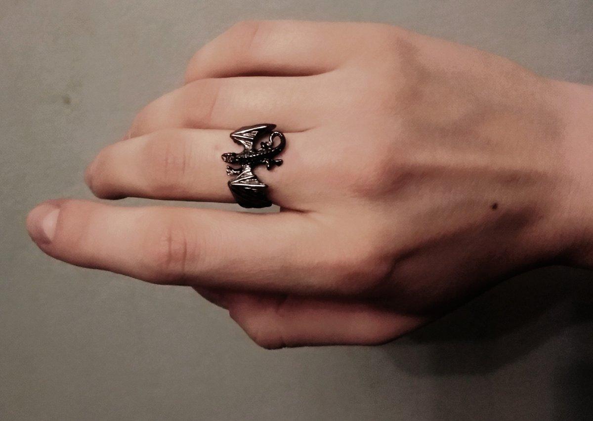 Кольцо дракон серебро 925 🐲