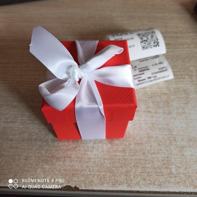 Золотая подвеска в подарок 🌹🌹🌹