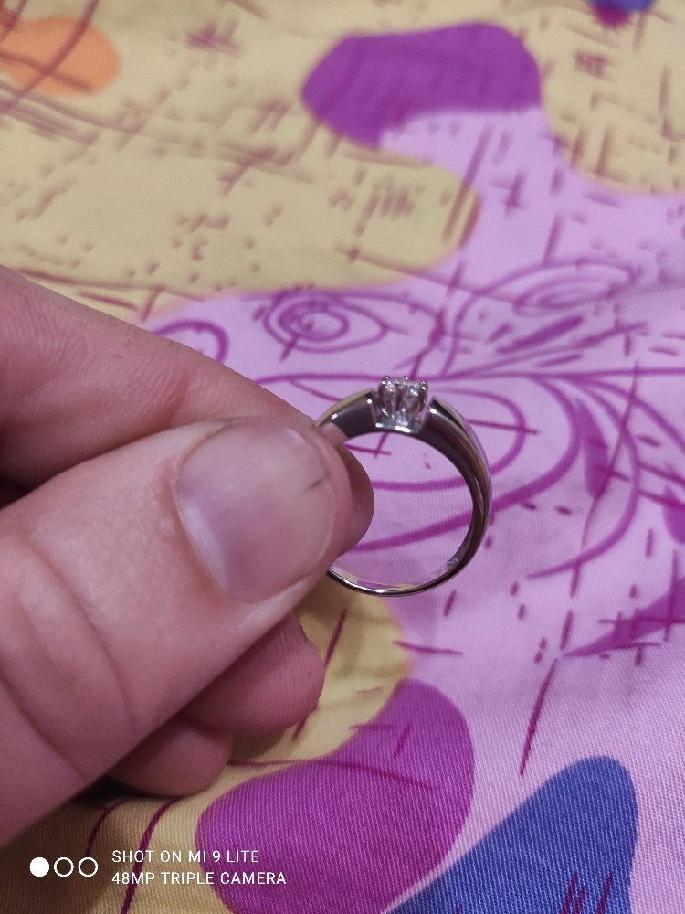 Кольцо просто отличное. качество хорошее.