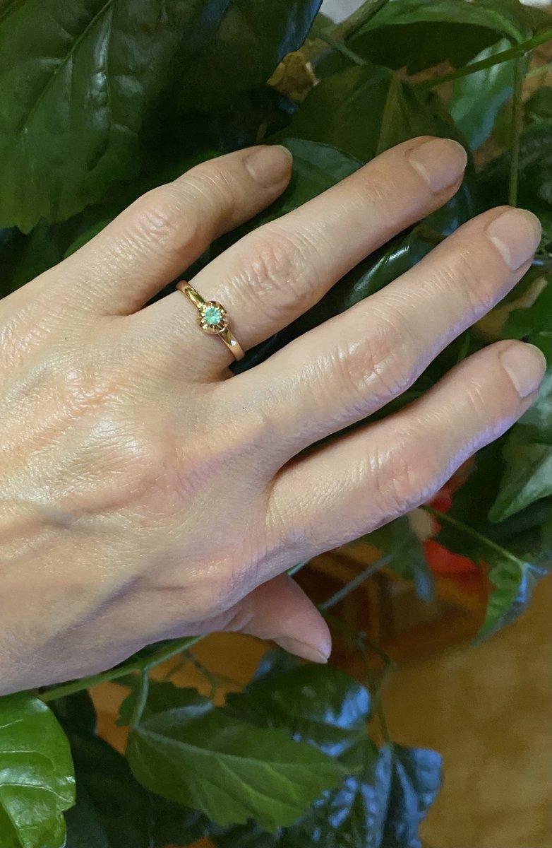 Идеальное 💚 кольцо