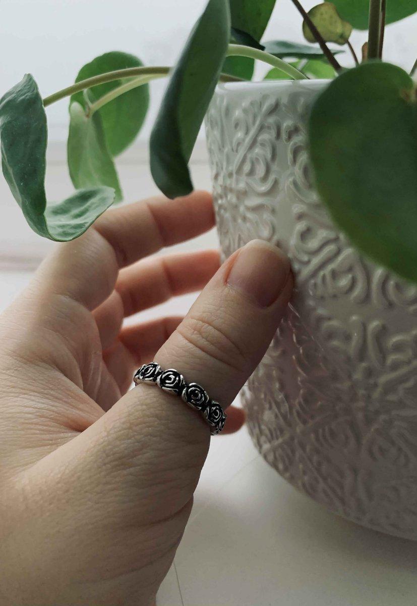 Серебряное кольцо ⛓