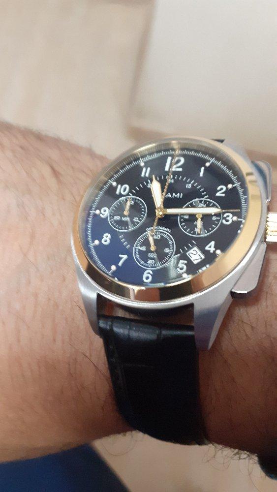 Часы красиво смотрятся