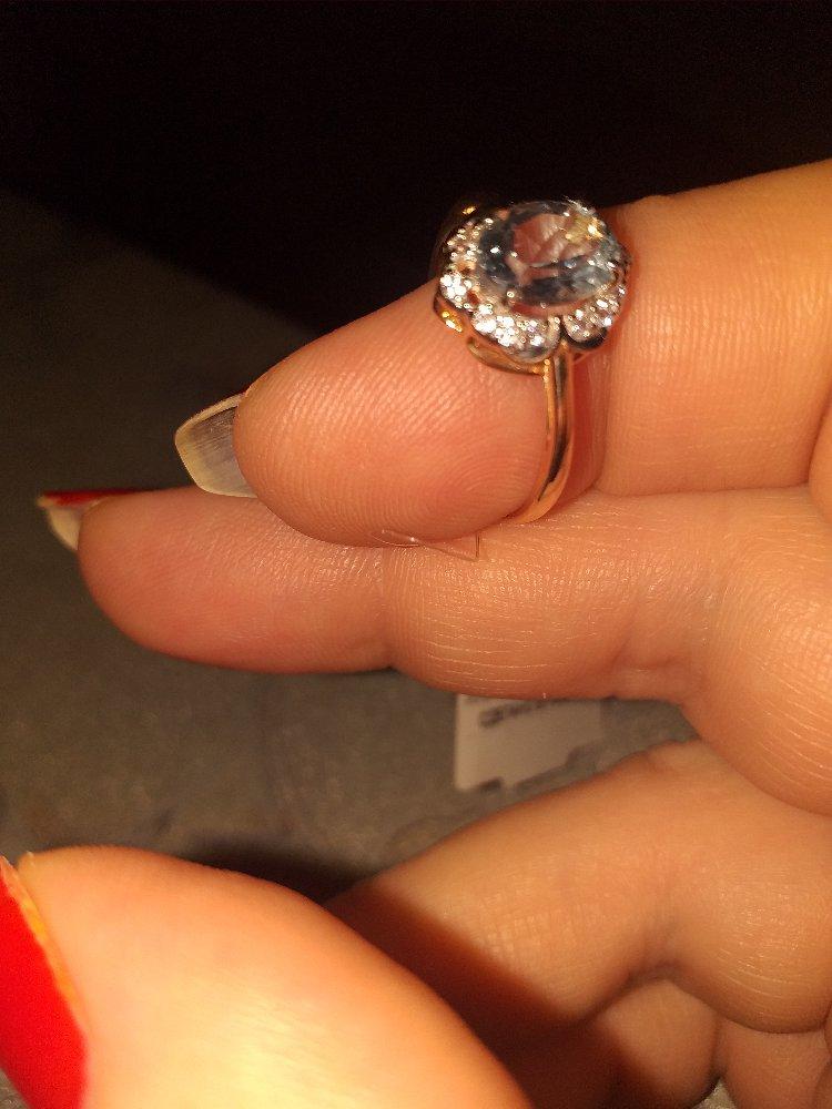 Привлекательное кольцо