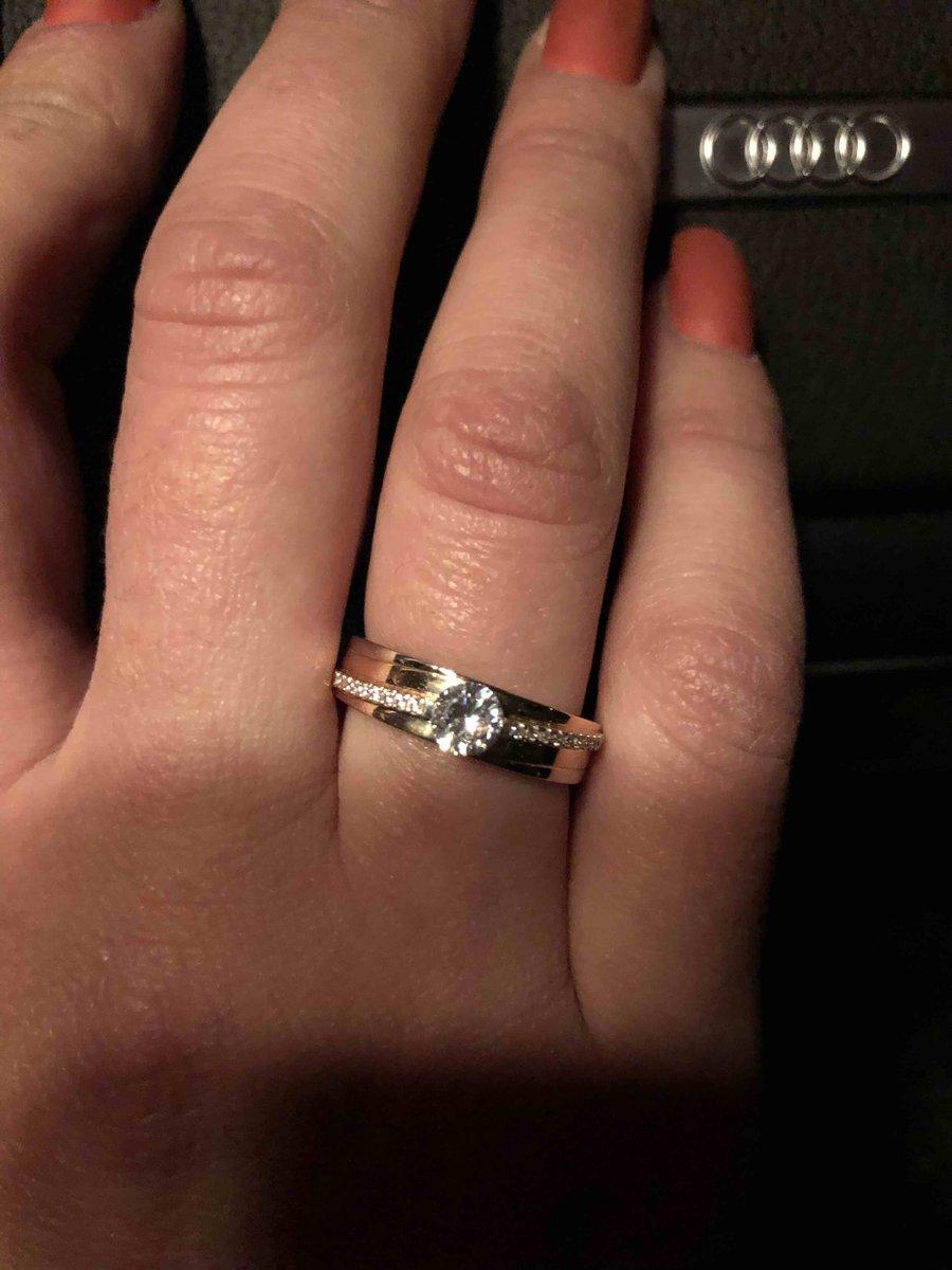 Купил шикарное кольцо