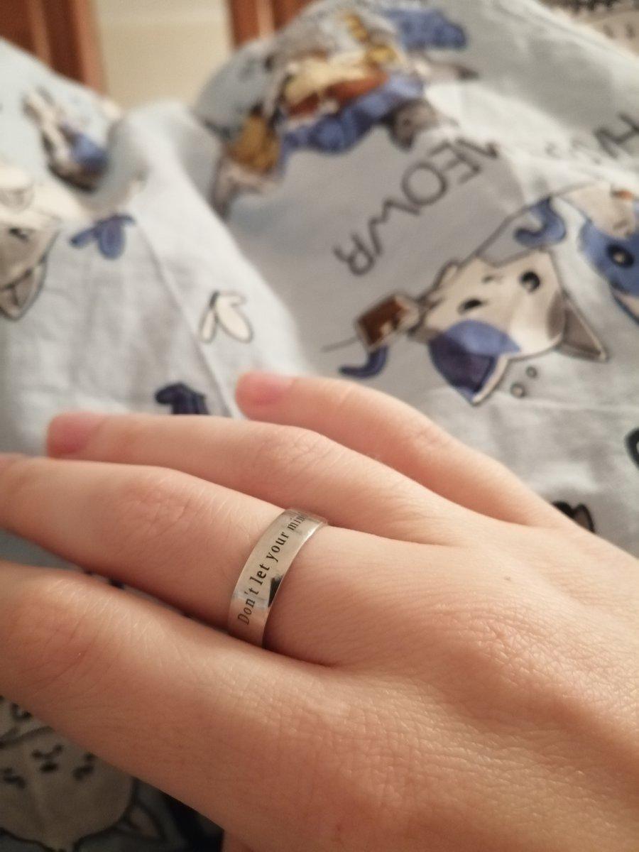 Удобное кольцо на каждый день