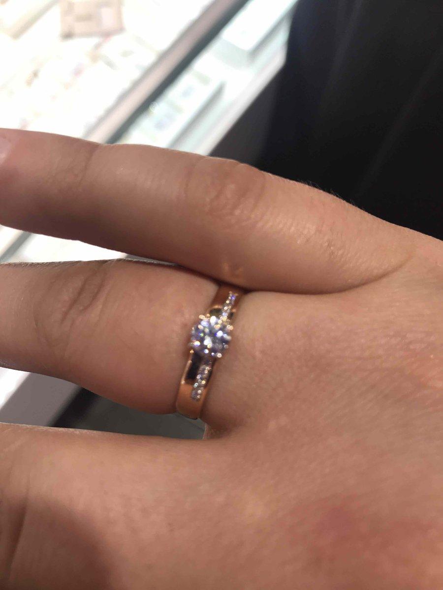 Сегодня покупала кольцо 👍🏿🤩😇