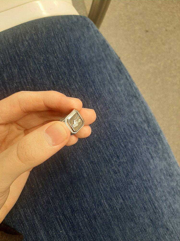 Очень класное кольцо