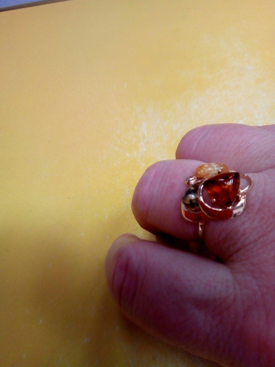 Мой замечательный перстень!
