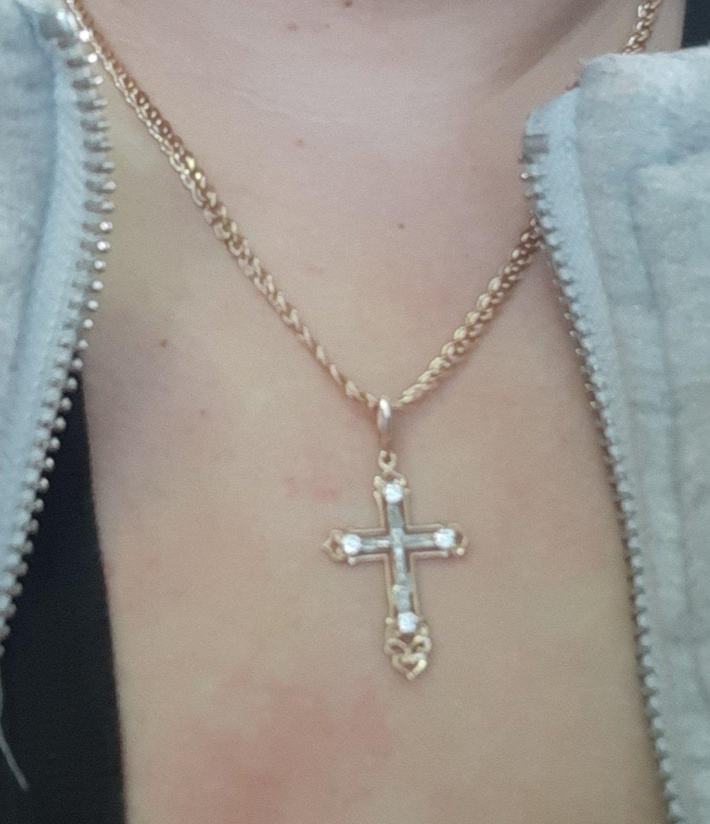 Крестик провославный