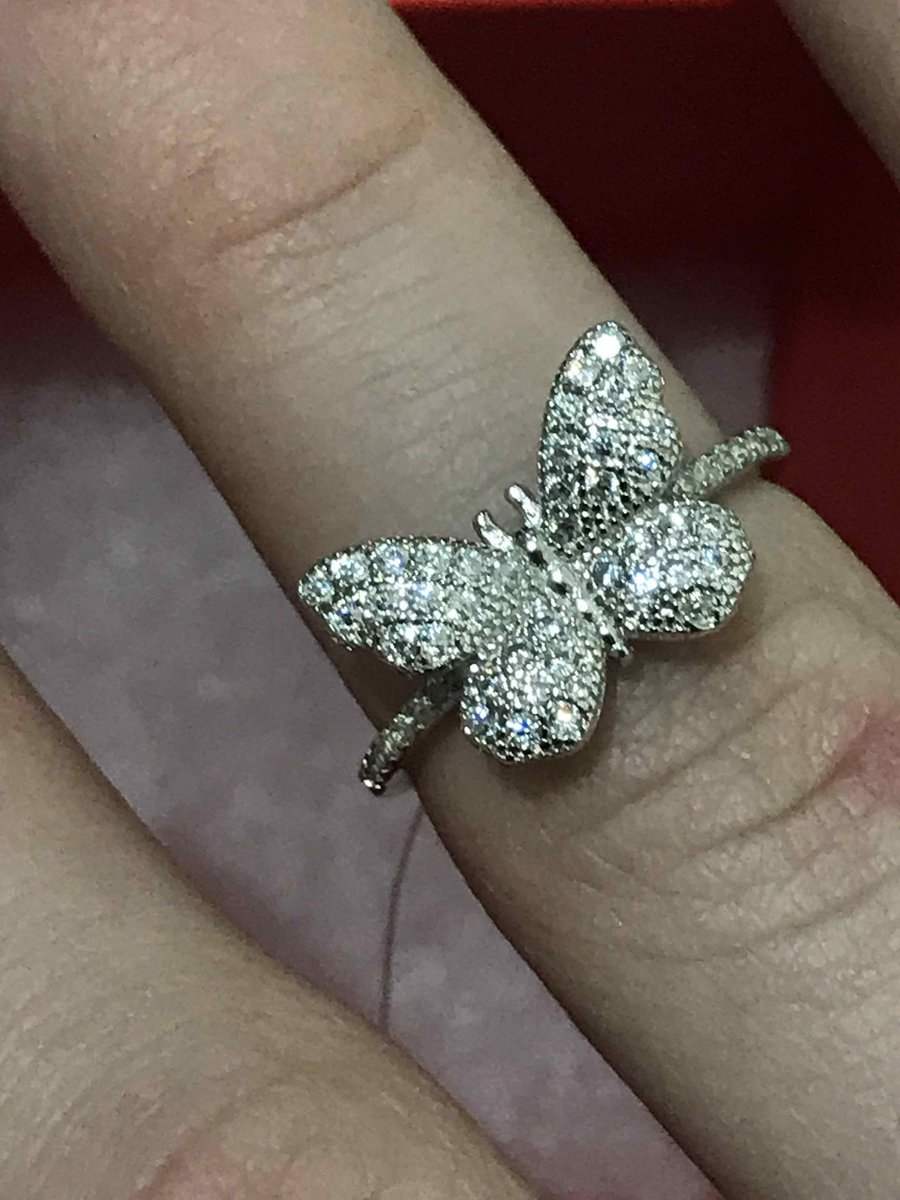 Отзыв о красивом кольце