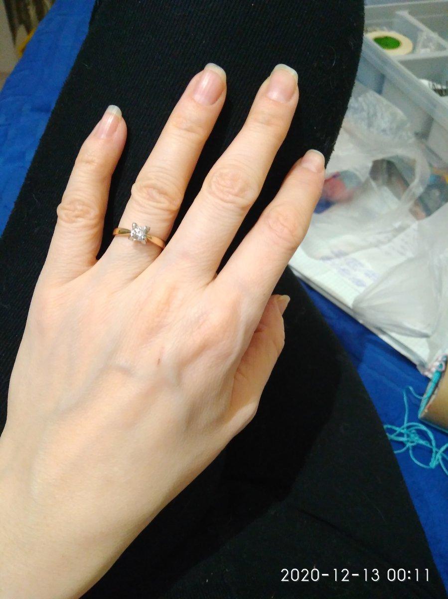Успешные поиски кольца