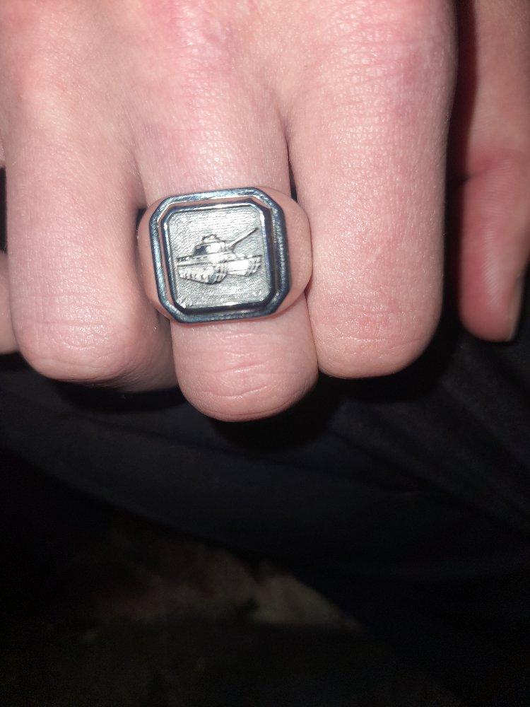 Классное кольцо, очень нравиться)