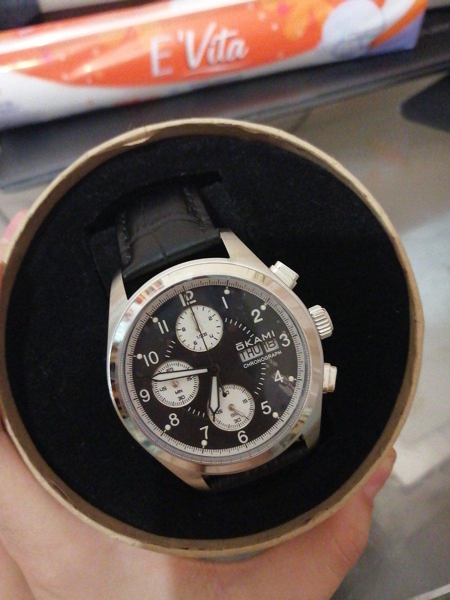 Часы бомба