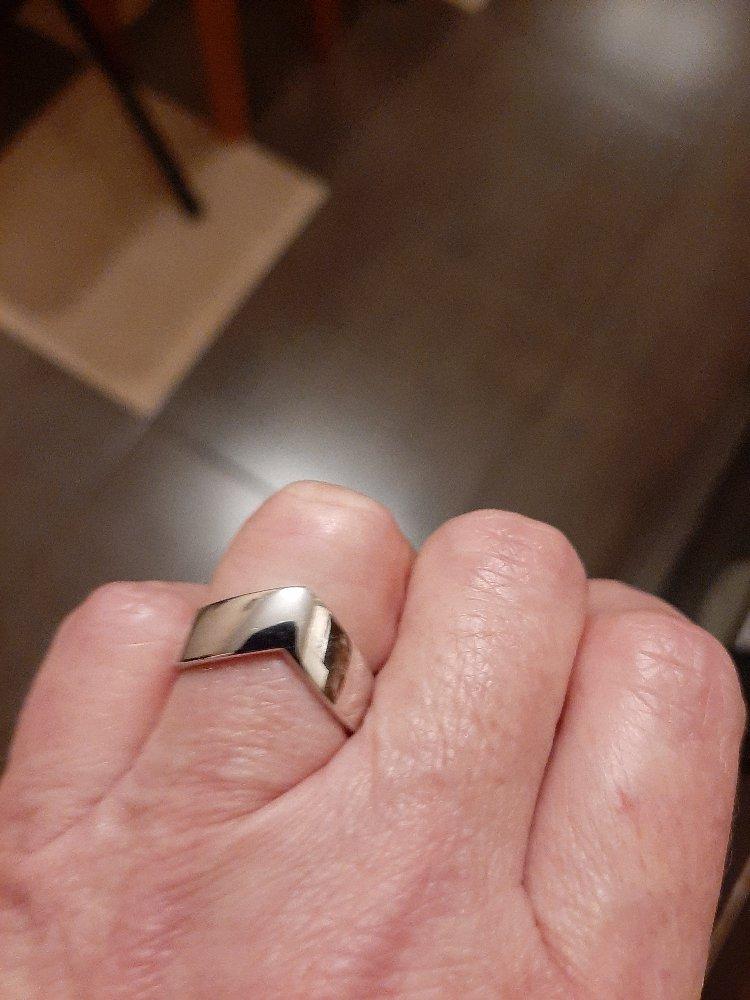 Кольцо серебрянное