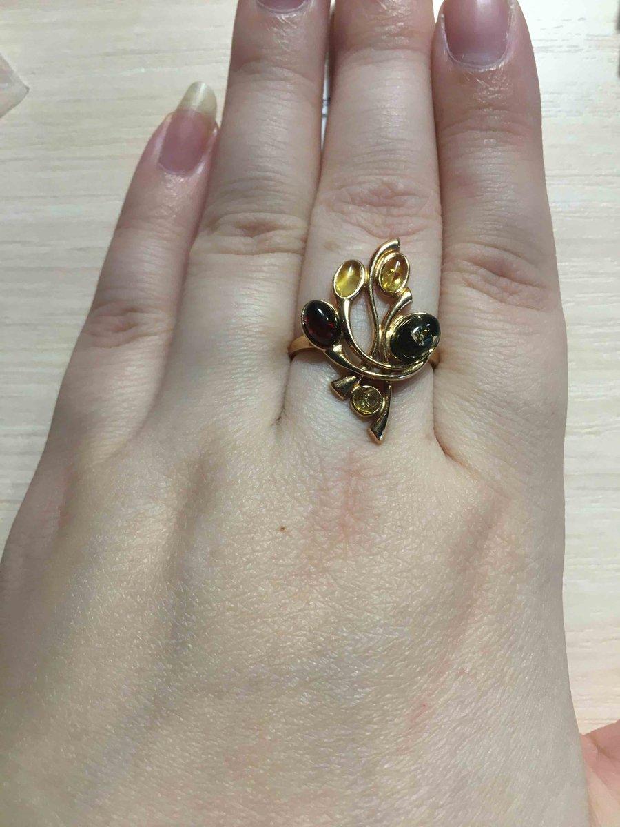 Очеровательное кольцо