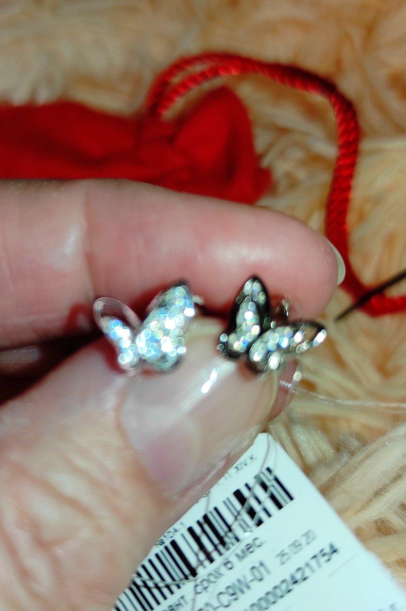 Бабочки от бабушки.