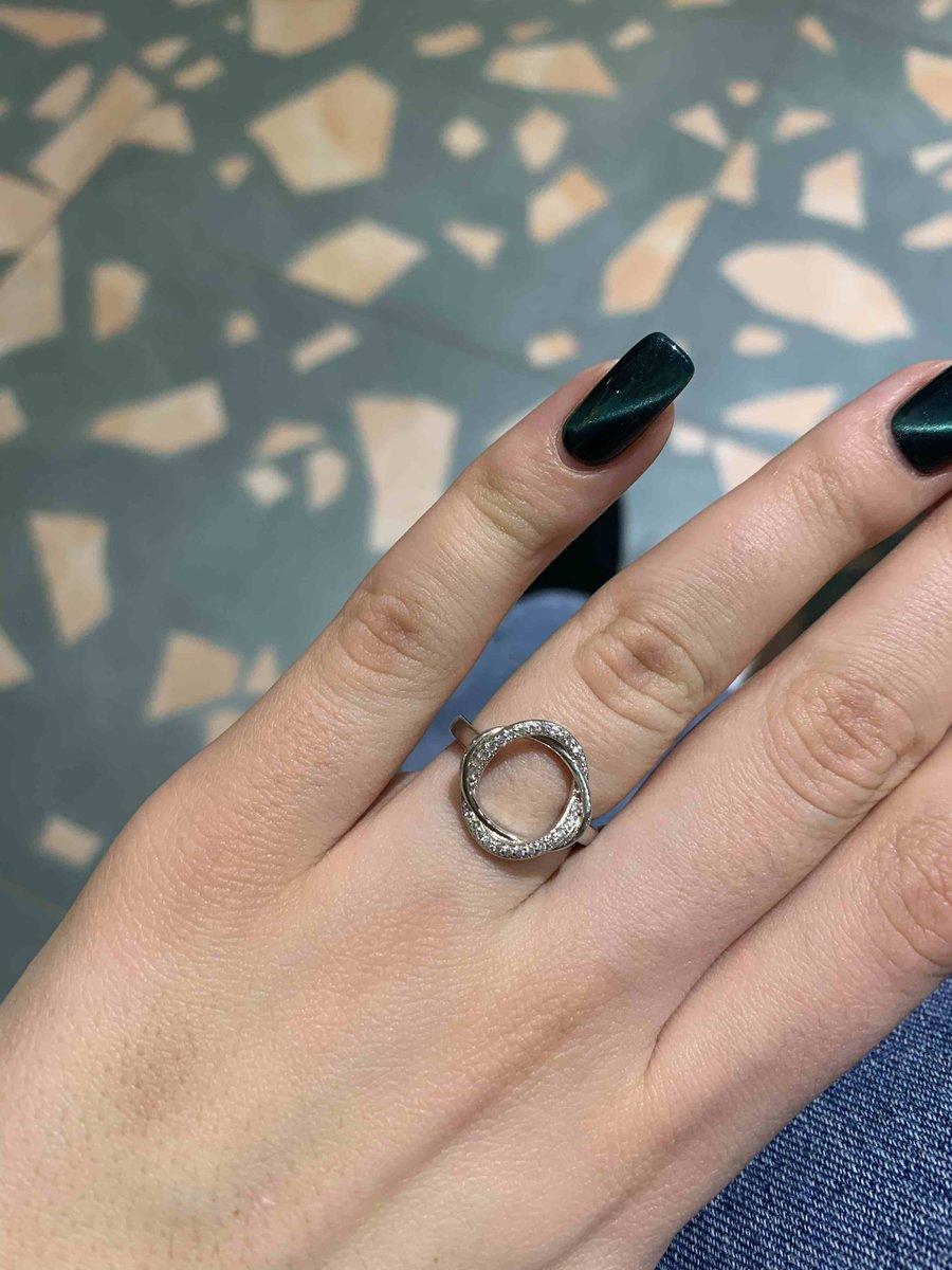 Отличное и красивое кольцо