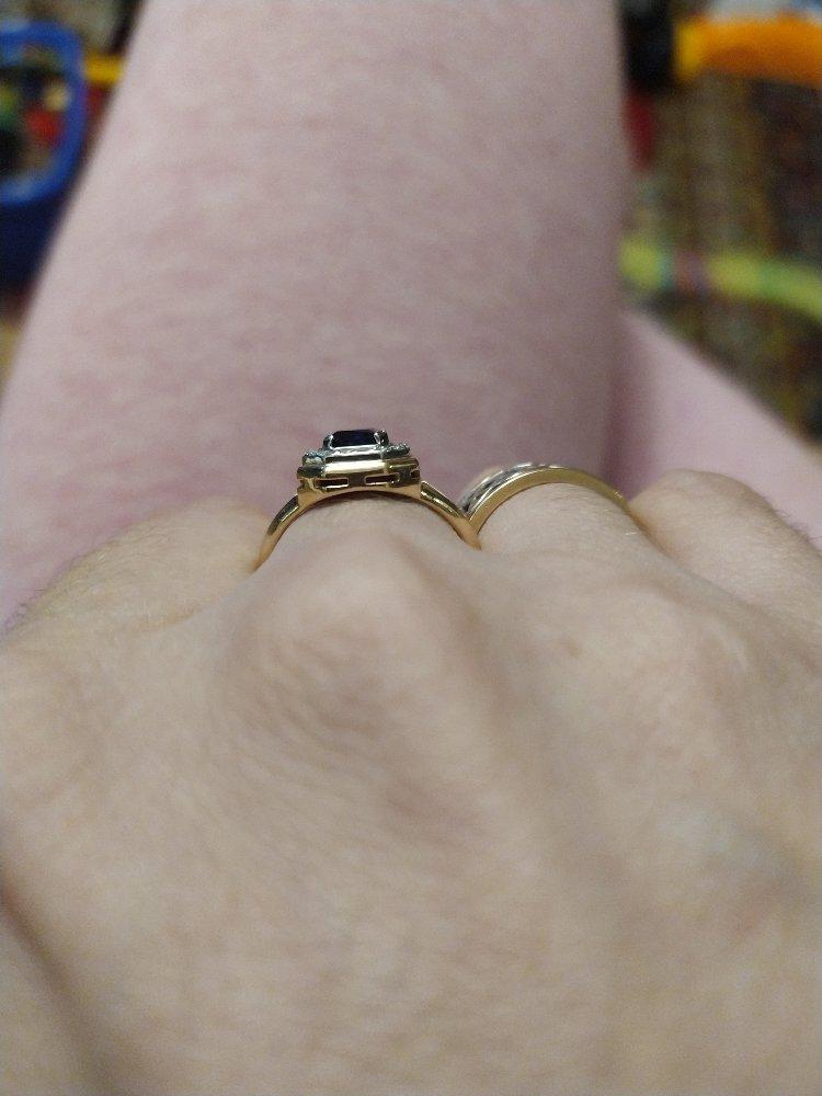 Классический перстень.