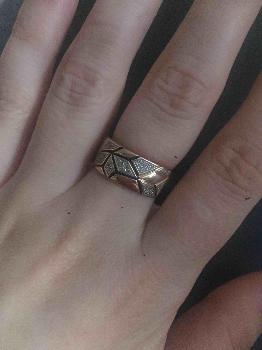 Облезло кольцо