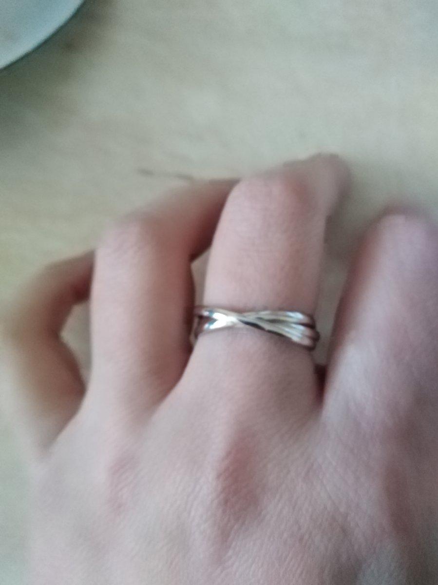 Давно искала это кольцо.
