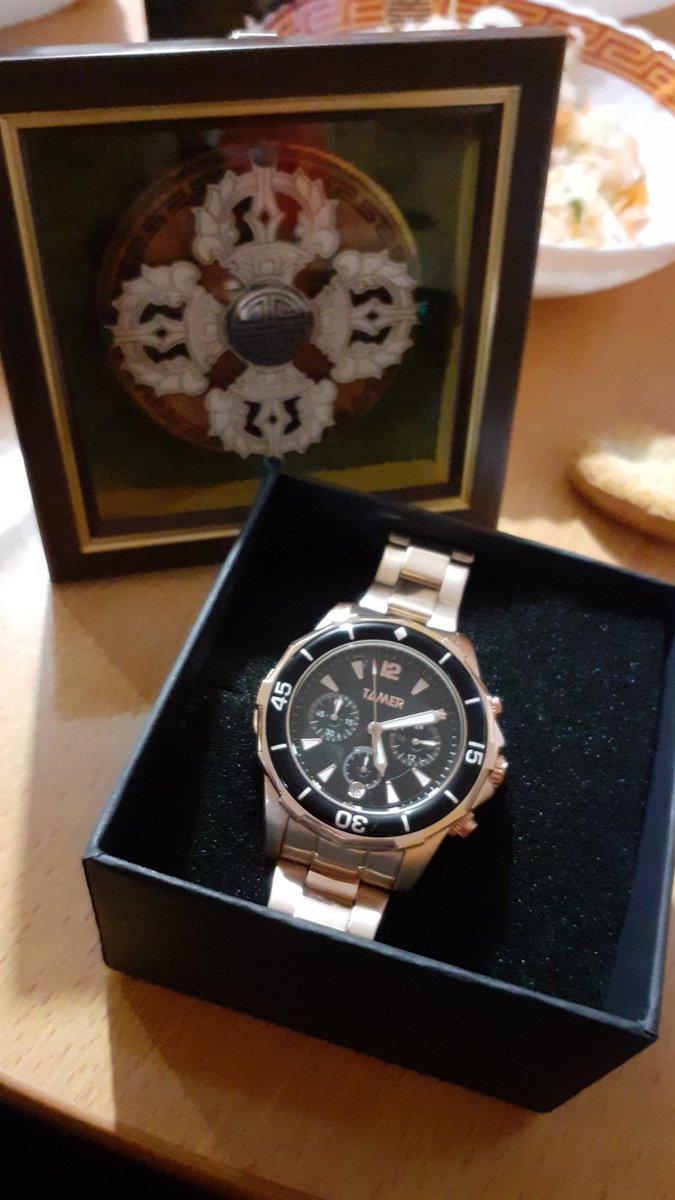 Часы в подарок на юбилей шикарные 💣💣