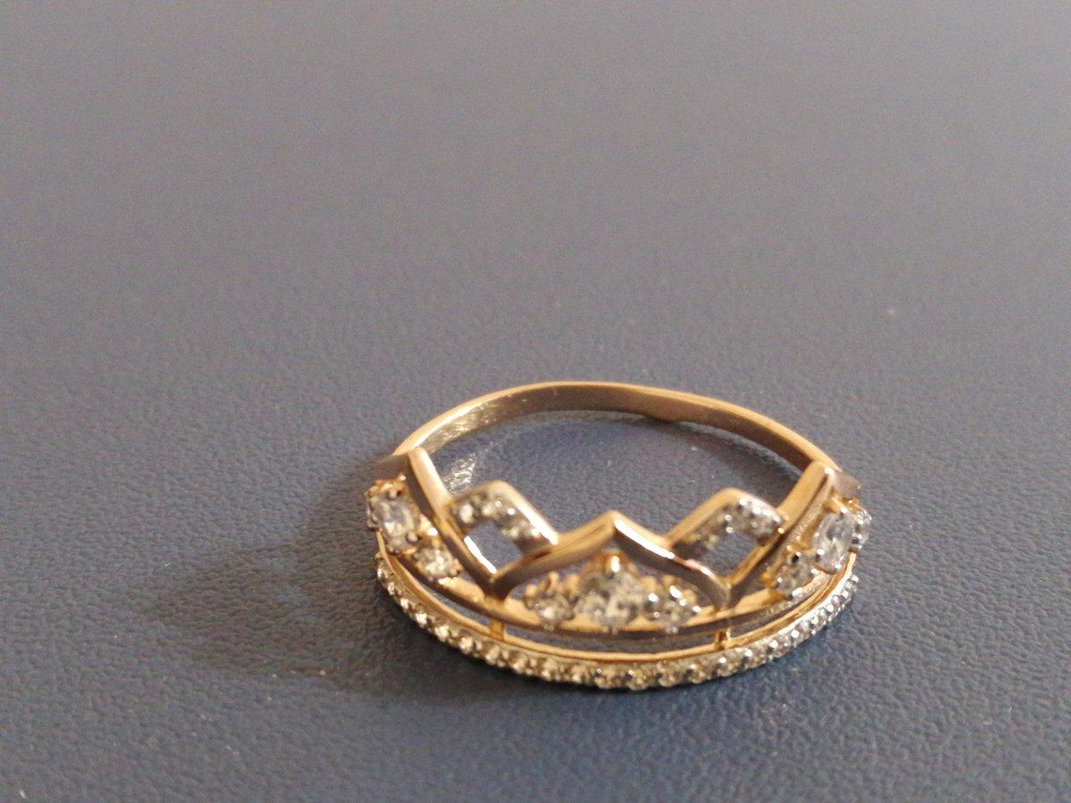 Кольцо корона женское 👑