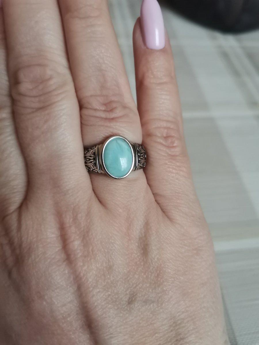Красивое и интересное кольцо.