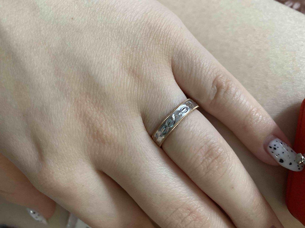 Очень понравились кольца