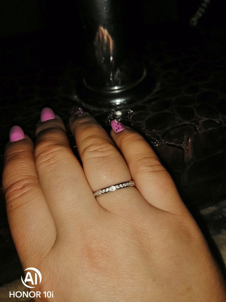 Как обручальное кольцо