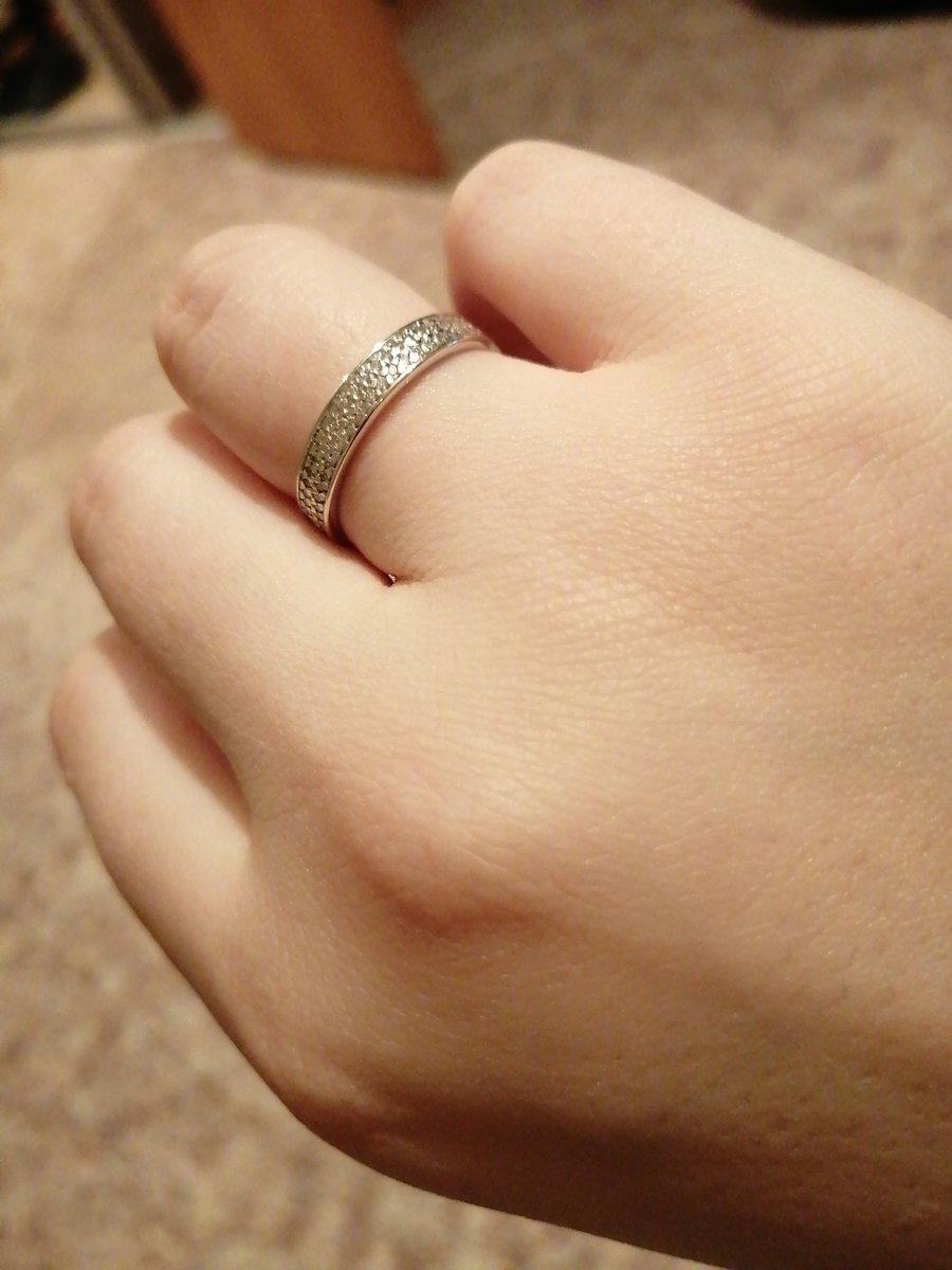 Покупала кольцо для повседневной носки