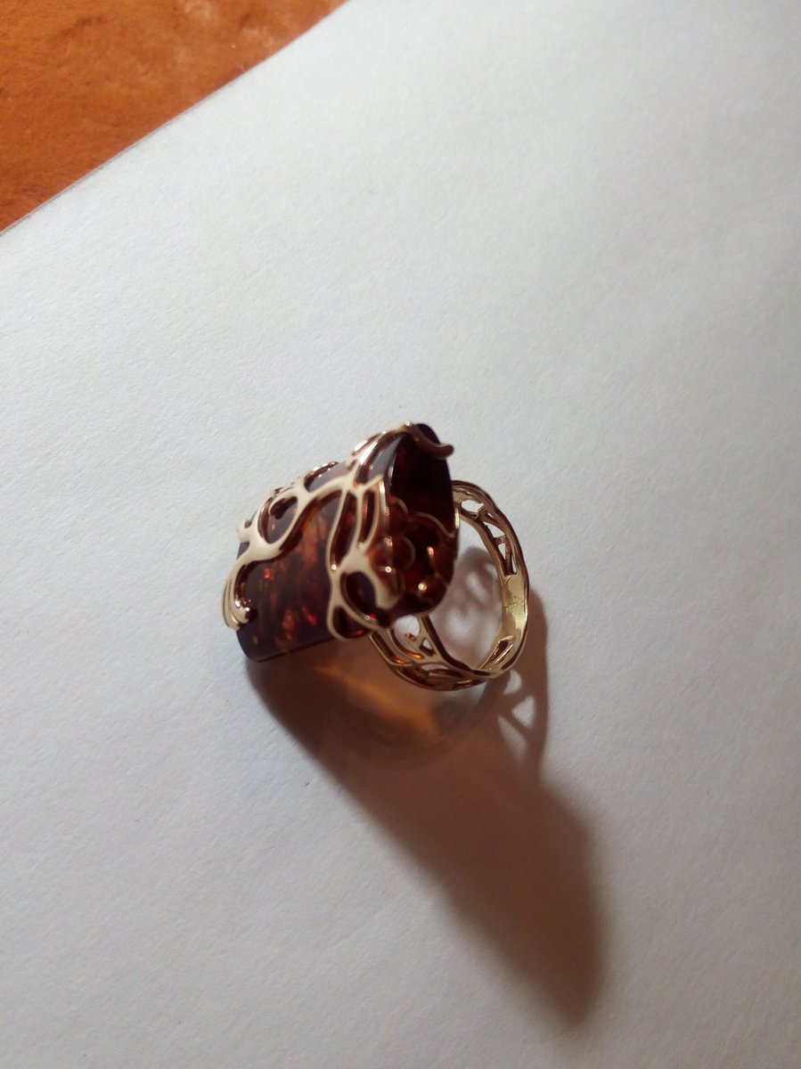 Красивое, эффектное кольцо!