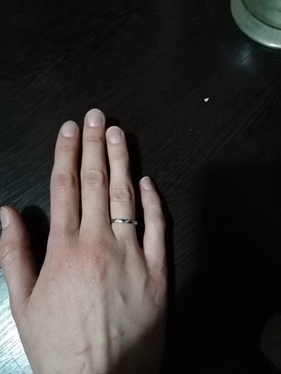 Выкуипли на свадьбу кольца.