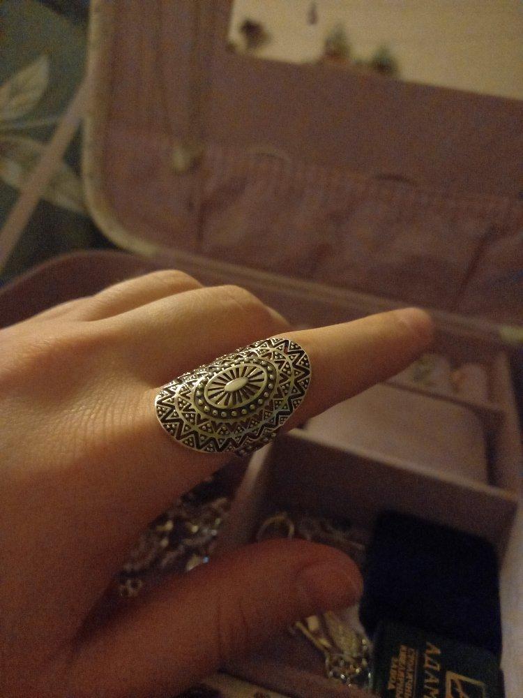Этно перстень
