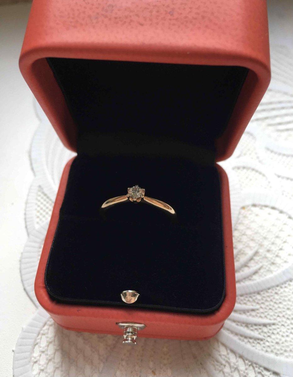 Красивое кольцо)