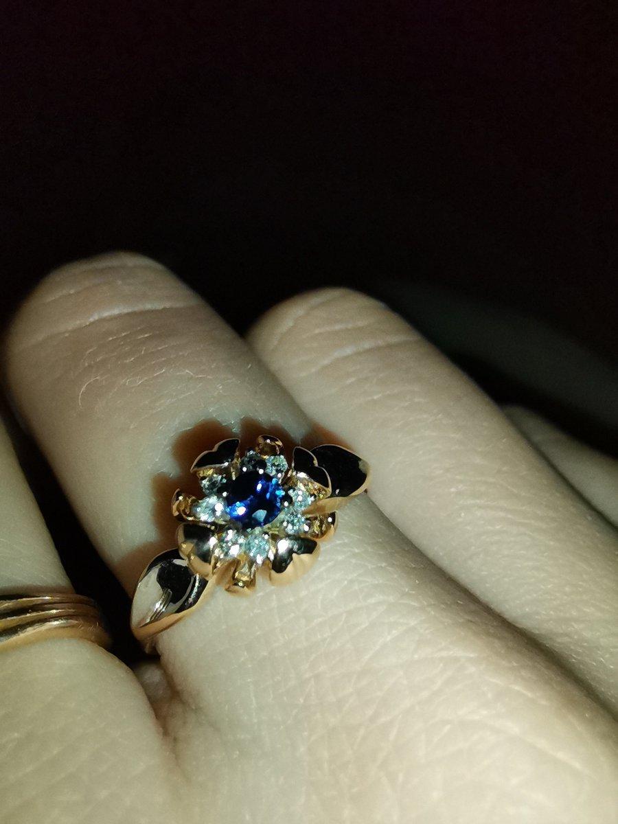 Не кольцо, а воплощение очарования 😍