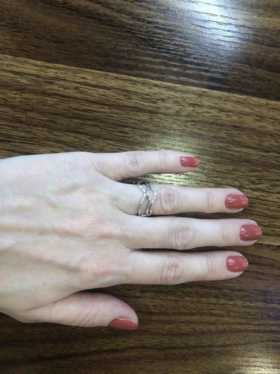 Понравилось кольцо!